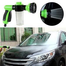 Potable Water Foam Spray Gun Hose For Car Motorbike Wash Garden Flower Watering