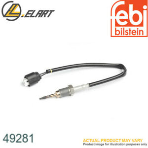 EXHAUST GAS TEMPERATURE SENSOR FOR VW JETTA IV 162 163 CFFB CJAA FEBI BILSTEIN