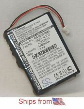 NEW GPS Battery Garmin iQue 3200 3600 3600a 3.7V 1600mAh EXTENDED Replacement