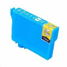 220 T220 T220XL Cyan Ink Cartridge For Epson XP-320 420 424 WF-2630 2650 2660