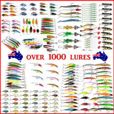 Fishing Lures Soft Plastics Hardbody Soft Vibe Spinnerbait Fly Bait Metal Popper