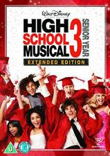 High School Musical 3 - Edición Extendida DVD Nuevo DVD (BUA0106401)