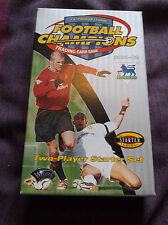 FA Premier League, Football Champions, Trading Card Game, 2001-02, NEW & SEALED.