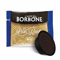 CAPSULE BORBONE COMPATIBILI LAVAZZA A MODO MIO CAFFE CIALDE MISCELA BLU 10 PZ