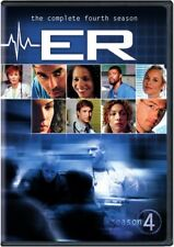 ER: The Complete Fourth Season [New DVD] Repackaged, Subtitled, Widescreen