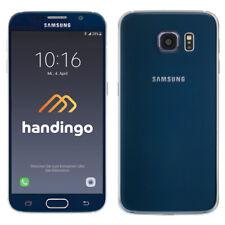 Samsung Galaxy S6 SM-G920F Smartphone Schwarz 64GB Ohne Simlock Sehr Gut WOW