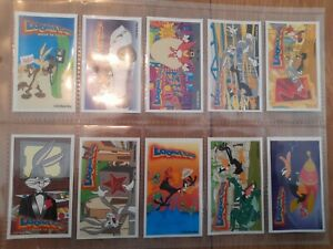 New Looney Tunes Back In Action Panini Stickers
