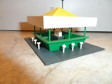 HO SCALE  REFRESHMENT STAND