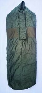 Genuine British Army Arctic Sleeping Bag, Grade 2, SIZE M