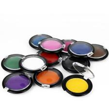 Temporary Hair Dye Chalk Compact Candy Color Pressed Powder For Hair Coloring