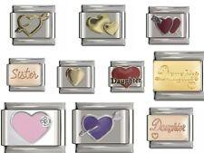 Italian Charm Fits Nomination 9mm Charm Bracelets Various Designs UK