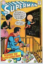 Superman 224        DC 1970