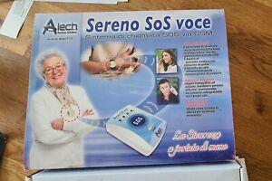 Sereno SOS Hausnotruf mit Notruf Armband und Lautsprecher