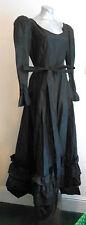 100% Silk Victorian/Edwardian Vintage Dresses for Women