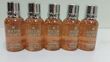 Molton Brown Gingerlily Body Wash 1 fl.oz./30 ml*5
