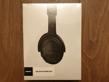 Bose On Ear Wireless Headphones for Apple and Android Devices - Black