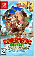 Donkey Kong Country: Tropical Freeze Video Game for Nintendo Switch US