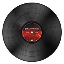 Native Instruments Traktor Scratch Control Vinyl MK2 Replacement - Black