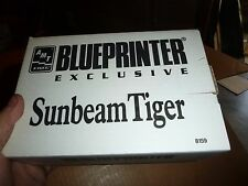 AMT SUNBEAM TIGER BLUEPRINTER 1/25 Model Car Mountain KIT