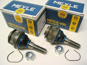 PAIR of MEYLE HD Upper Ball Joints - VW T4 Transporter Van 1992-2003 *HD=4 Year*