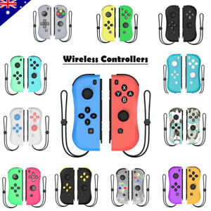 Joy-Con Wireless Controllers Compatible with Nintendo Switch Gamepad Replacement