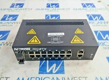 N-Tron 7018Tx 16 Port Industrial Ethernet Switch 10-30V 1.6A Class 2