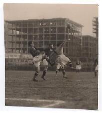 calcio football Foto Italia-Svizzera 1928 Stadio Marassi Genova Risultato: 3-2