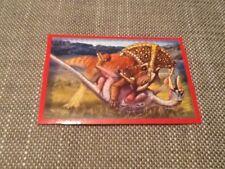 #38 Panini Dinosaurs Like Me sticker / unused