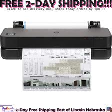 Hp Designjet T210 Large Format Compact Wireless Plotter Printer 24