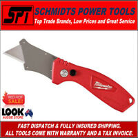 MILWAUKEE 48221906 FASTBACK FLIP OPEN UTILITY KNIFE COMPACT FOLDING KNIFE NEW