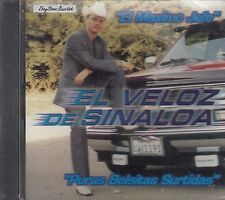 EL VELOZ DE SINALOA EL MAXIMO JEFE CD NEW SEALED
