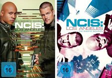 12 DVDs * NAVY CIS / NCIS LOS ANGELES - SEASON/STAFFEL 6 + 7 IM SET  # NEU OVP +