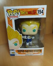 Funko Pop Super Saiyan Vegeta #154 Dragon Ball Z. Nuevo y original, sin abrir