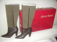 Diana Ferrari Knee High Boots Casual Shoes for Women