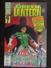 Green Lantern #29 September 1992 Romeo Tanghal