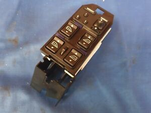 JAGUAR DAIMLER DRIVERS DOOR SWITCH PACK WITH MEMORY FITS X300 (RHD) DBC11418