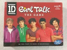 One Direction 1D Girl Talk The Game By Hasbro Board Card Game 2012 Sealed
