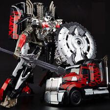 Transformation Autobots Dark Optimus Prime Scourge Leader Class Metal New in Box