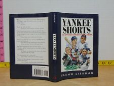 Yankee Shorts: 501 Of The Funniest One Liners Glenn Liebman (1997, Hardcover)