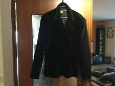 Pretty Green Jacke L Black Label Jacket Liam Gallagher Blazer Oasis Parka Velvet