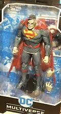 "McFarlane  DC Multiverse  SUPERMAN Bizarro: DC Rebirth  7"" Figure in Window Box"