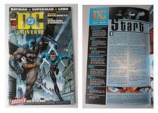 DC Comics Universe 8, Play Press, Giugno 2004, Superman, Batman, Lobo