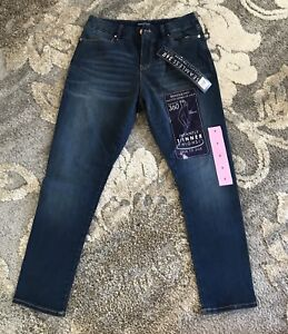 Bandolino 360  Instantly Thinner Crop Jeans NWT SZ 10