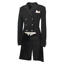 Pikeur - Damen Jersey Dressurfrack - schwarz - Grösse 36 - Sofort lieferbar -