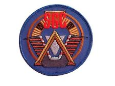 Stargate SGC ecusson Stargate Command et scratch Stargate SGC patch hook & loop