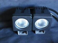 2 X 10 WATT MODULAR HEAVY DUTY FLOOD LIGHT 4 X 4 TRUCKS INC MOUNTING BRACKET