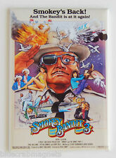 Smokey and the Bandit Part 3 FRIDGE MAGNET movie poster