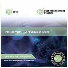 Passing Your ITIL Foundation Exam by Christian Nissen 2012 Paperback Never Used