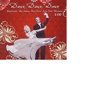 Dance Dance Dance BILLY VAUGHN RAY ANTHONY PEREZ PRADO PERCY FAITH MANTOVANI 2CD