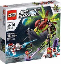 Lego 70702 Galaxy Squad Warp Stinger set BNIB lego aliens, bug battle space ship